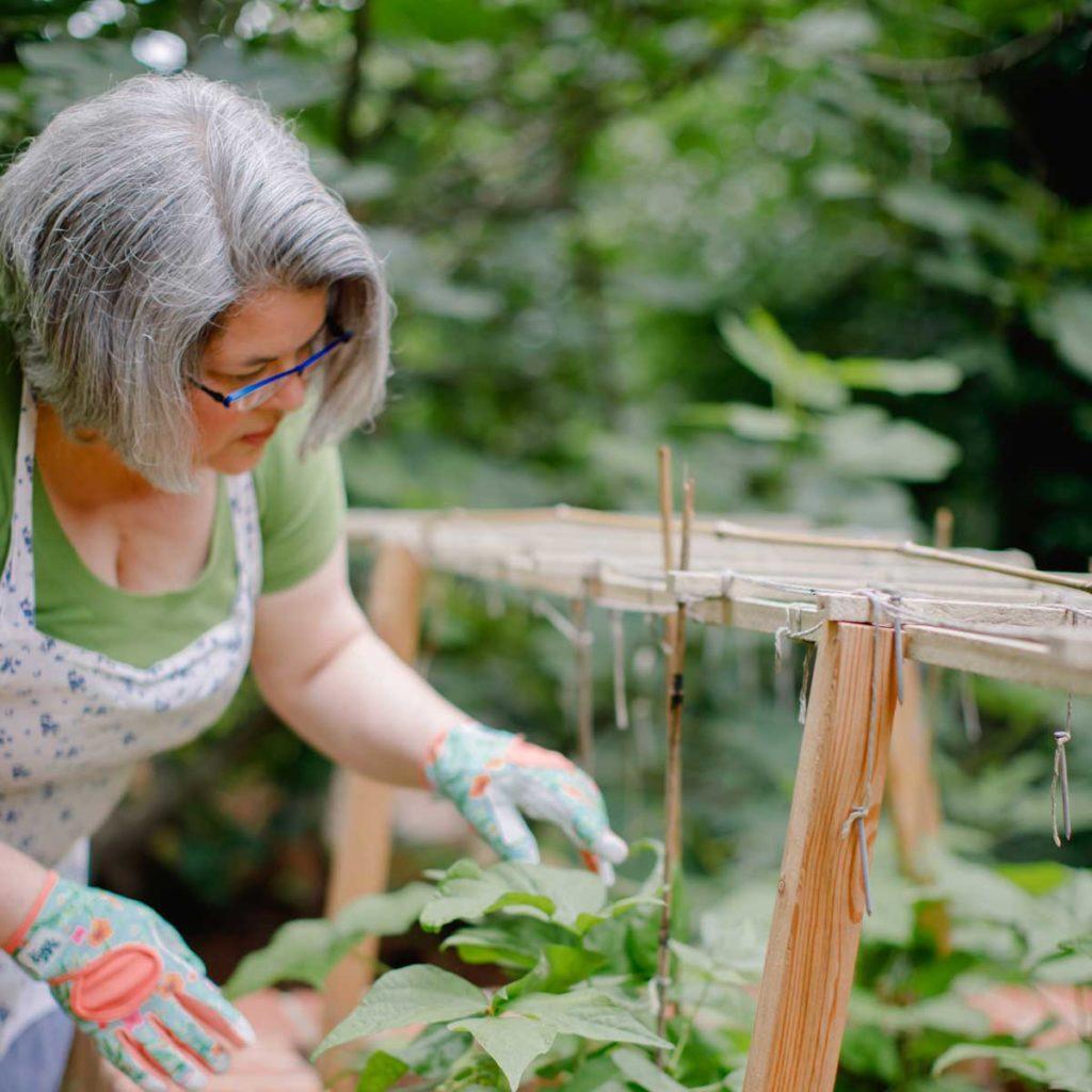 Martha Gardening