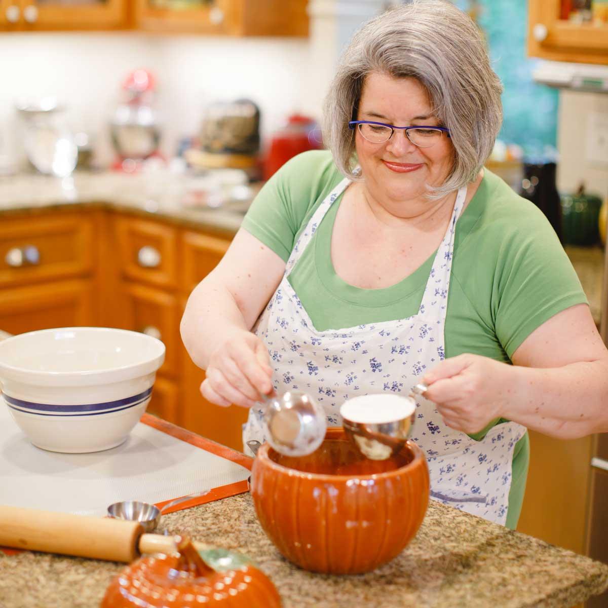 Martha in Kitchen